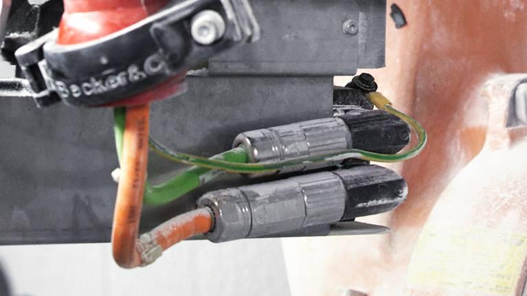 KUKA KR16机器人细节展示