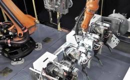高度灵活的紧凑焊接单元为KAUTH打造合适的解决方案