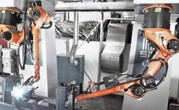 Horsch公司采用KR 30-L16机器人焊接农用产品