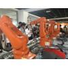 项目·北京奔驰ABB喷涂机器人系统喷涂