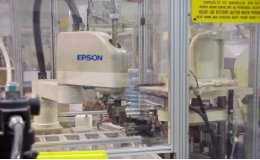 爱普生EPSON TT8800机器人检查/封装应用案例
