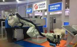 工博士机器人助力中国神州高铁项目
