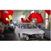 工博士ABB机器人喷涂集成项目·北汽(增城)汽车有限公司ABB机器人喷涂