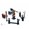 IRB4600标准柜工作站 ABB机器人弧焊标准工作站 ABB弧焊机器人服务商