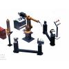 IRB1410紧凑柜工作站 ABB机器人焊接标准工作站 ABB焊接机器人服务商