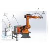 KUKA机器人打磨系统工作站,高效,快捷