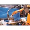 KUKA工业机器人自动化焊接集成,高效,简洁,提高效率