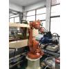 ABB工业机器人生产线上下料机器人,让生产变得简单高效