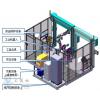 ABB机器人焊接工作站,焊接工作房,低飞溅,可实现全自动化焊接需求