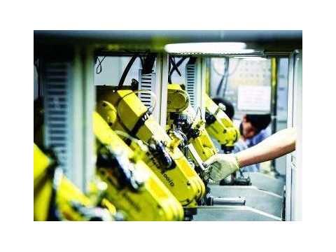 KUKA机器人塑料切割 (248锟斤拷锟斤拷)