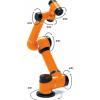 国产协作机器人遨博AUBO-i5负载5KG机器人手臂欢迎咨询洽谈