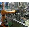 遨博机器人金属部件彭账阀搬运的应用AUBO-i3/i5/i7/i10欢迎来电咨询