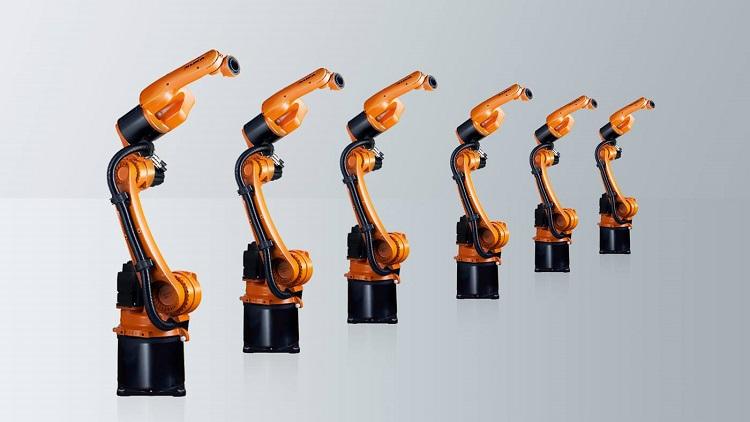 KR CYBERTECH ARC nano 焊接机器人