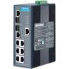 研华EKI-2748CI工业以太网交换机6G+2G Combo端口宽温网管型