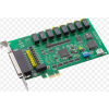 研华PCIE-1760 8通道PCI Express总线继电器输出与隔离输入卡