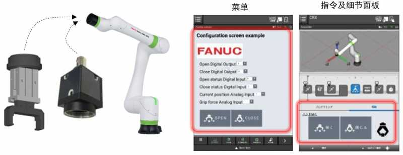 FANUC CRX-10iA協作機器人