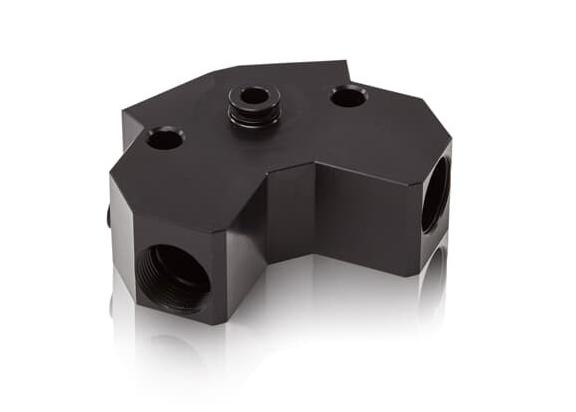 ABB机器人配件 3HNA014611-001 2色换色阀模块