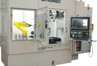 器人自动化技术助力OPTOMEC引入机进行金属增材制造维修