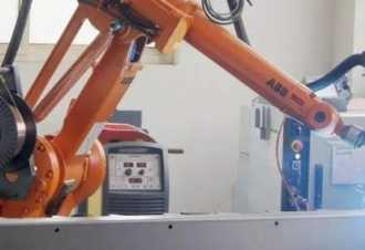 焊接生产的帮手,机器人焊接夹具来了