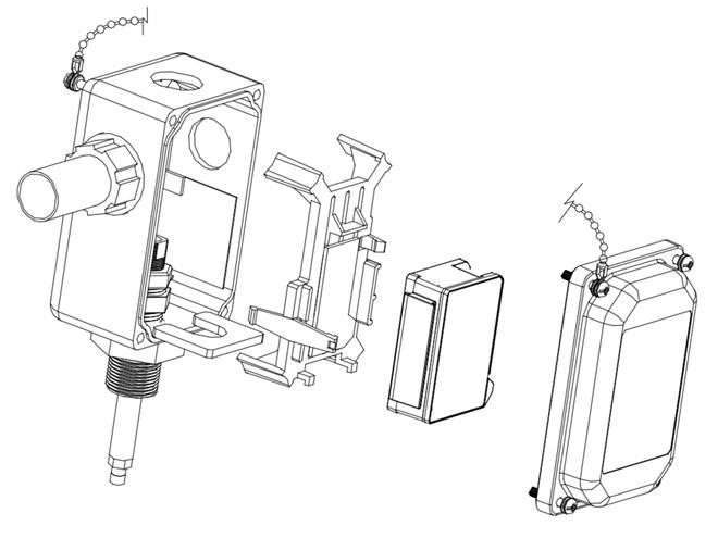PROXPAC XL接近传感器组件-美国本特利Bently