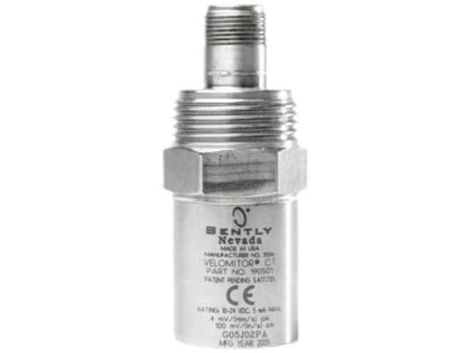 190501 CT Velomitor速度传感器-美国本特利Bently